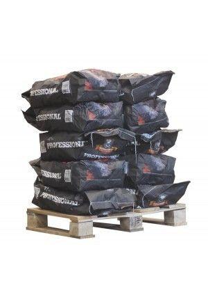 10x7,5 kilo Houtskool (75 kilo)