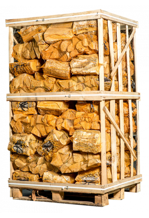80 zakken ovengedroogd berkenhout