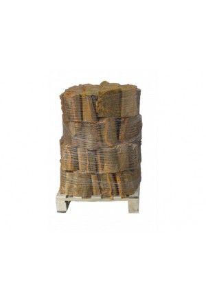 24 zakken luchtgedroogd haardhoutmix