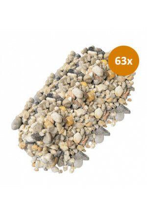 63 x 20kg Decor Son Witgrind 8-16 mm