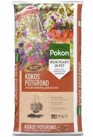 60 x 40L Pokon Bio MPS RHP Kokos Potgrond