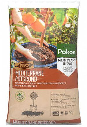 30 x 30L Pokon Bio MPS RHP Mediterrane Potgrond