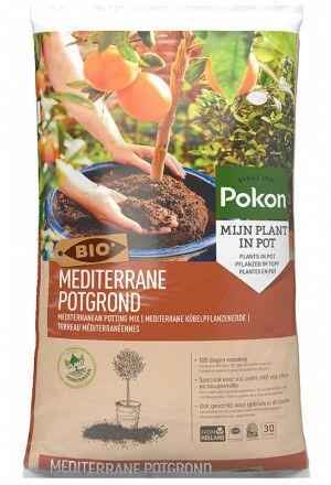 75 x 30L Pokon Bio MPS RHP Mediterrane Potgrond