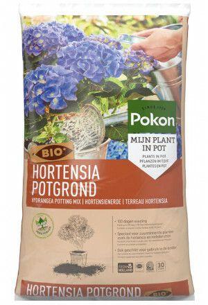75 x 30L Pokon Bio MPS RHP Hortensia Potgrond