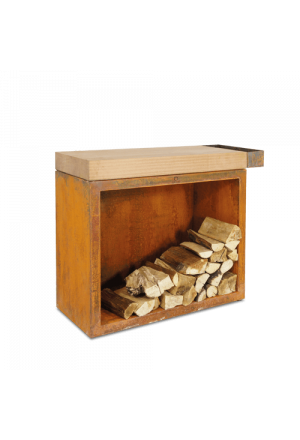 OFYR Butcher Block Storage