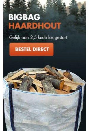 Brandhout in BigBag a 199,-