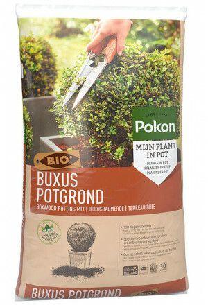 15 x 30L Pokon Bio Buxus Potgrond