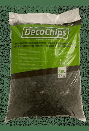 DecoChips Black 35L