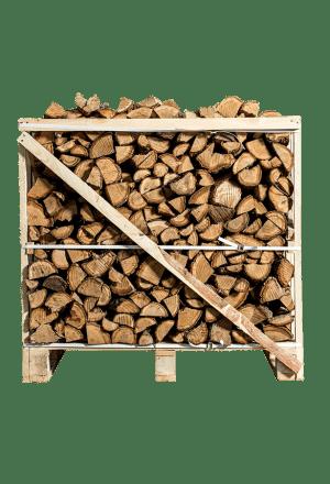 Halve pallet ovengedroogd beuken haardhout