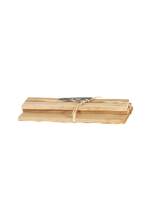 Cedar Houten Planken (set of 3)