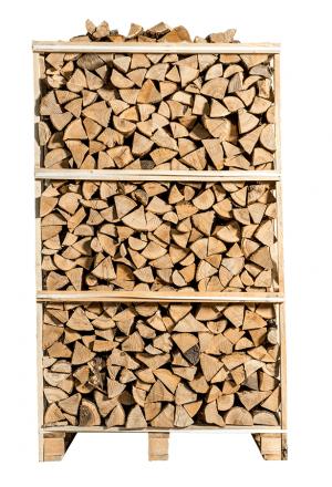 Pallet ovengedroogd beuken haardhout