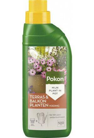 Pokon Terras & Balkon Planten Voeding 500ml