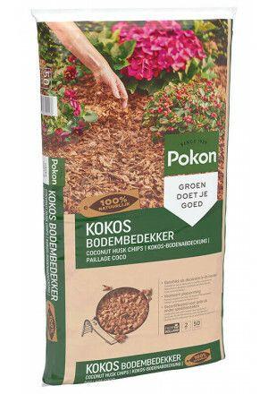 Pokon Kokos Bodembedekker 50L