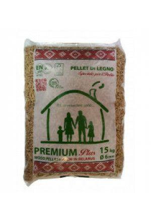 Premium Din plus & EN plus A1 70 zakken a 15kg