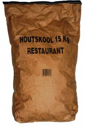 Restauranthoutskool 15kg