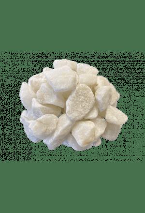 Siersteen Premium White 30-40mm 10kg