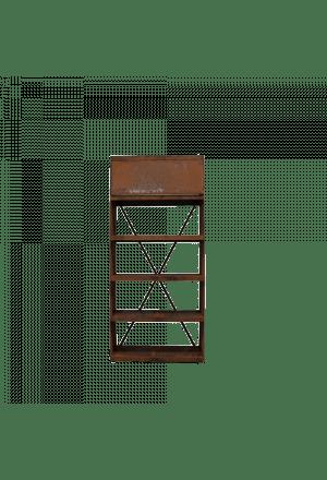 Wood Storage 100 Corten