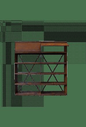 Wood Storage 200 Corten