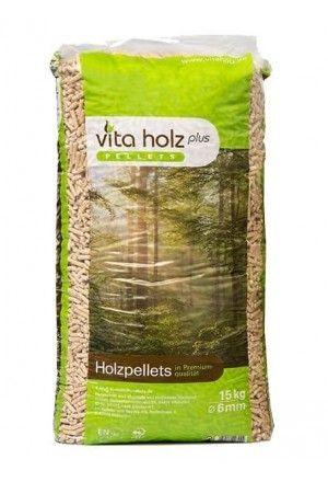 Zak Vita Holz Pellets a 15 kg