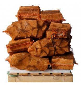 Palletje berkenhout