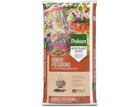 Pokon Bio MPS RHP Kokos Potgrond Voorzijde