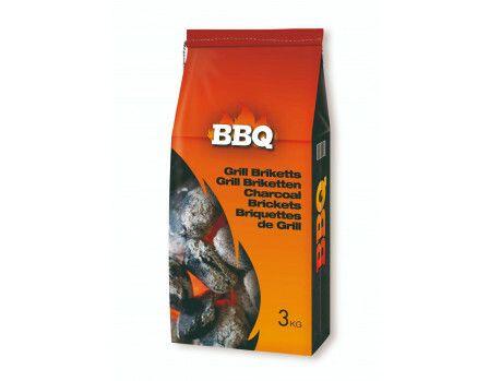 BBQ Briket