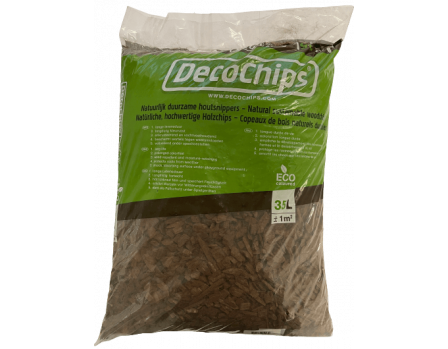Decochips Brown