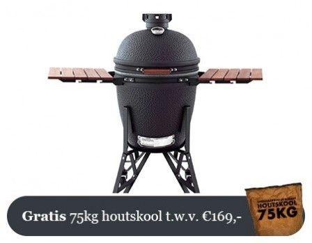 Bastard gratis houtskool