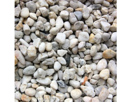 Witte grind (Limburgs Wit) 8-16 mm 20 kg