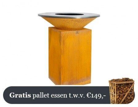 OFYR Klassiek Cortenstaal 85-100