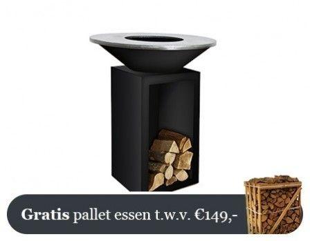 OFYR Klassiek Opslag Zwart 85-100