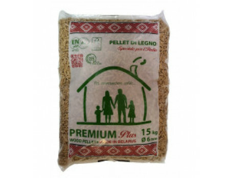 Premium plus Wood pellets