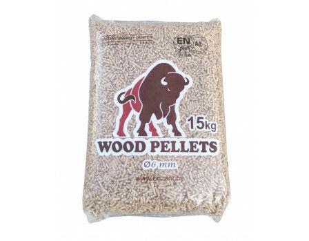 Premium DINplus & ENplus A1 pellets à 15kg