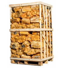 Pallet Berk/elzen mix in net