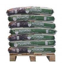 Pallet potgrond (490 liter)