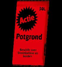 Actie Potgrond 30L