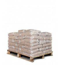 50 zakken bruine pellets (500kg)