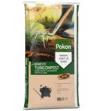 60 x 40L Pokon Bio MPS Bemeste Tuincompost