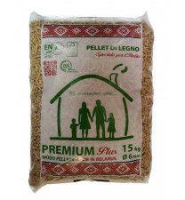 Premium Din plus & EN plus A1 pellets