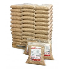 65 zakken PowerWoodPellets