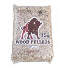 Premium ENplus A1 pellets à 15kg