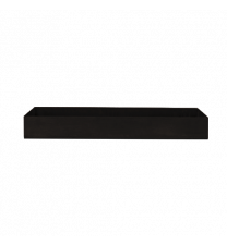 Wood Storage Insert Black