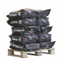 50 x 7,5kg Houtskool (375 kg)