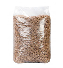 Zak bruine pellets a 10kg