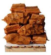 15 zakken ovengedroogd elzenhout