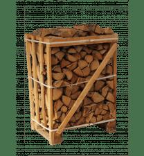 Minipallet ovengedroogd essenhout