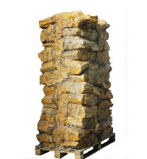 72 zakken ovengedroogd essenhout (zonder krat)