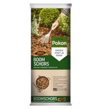 10 x 60L Verse Pokon Boomschors