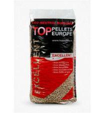 Witte pellets ENplus A1 à 15 kg